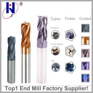 Solid Carbide Roughing Milling Cutter pictures & photos