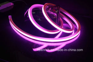 Color Chasing DC24V Neon LED Silicone String Heat Resistant pictures & photos