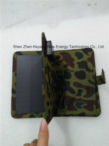 Factory Supply Waterproof Porable Solar Power Charger Bag 6V/5W pictures & photos