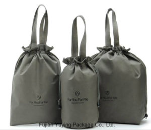 Recycle Non Woven Handle Bag for Shopping pictures & photos