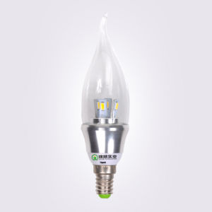 LED Candle Light 5W7w LED Lamp pictures & photos