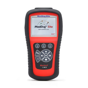 Autel Maxidiag Elite MD802 Scanner Support All System+Ds Model (MD701+MD702+MD703+MD704) pictures & photos