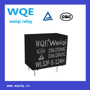 Wl32f Miniature Size 5A Power Relay for Household Appliances &Industrial Use pictures & photos