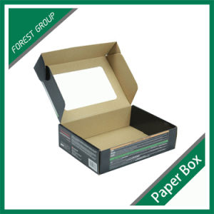 Corrugated Carton with Transparent Window in China pictures & photos