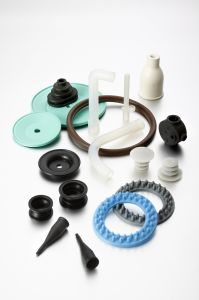 Silicone Rubber Parts, Custom Moled Rubber Parts pictures & photos