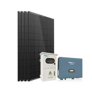 Poly 300W-320W Solar Panel System TUV Certificates pictures & photos