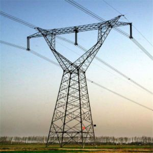 High Quality Carbon Steel Transmission Line Iron Tower pictures & photos