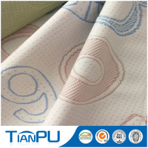 Mattress Ticking Fabric/Home Textile Fabric/Polyester Mattress Fabric pictures & photos