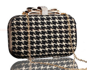 OEM Fashion Upscale Handbag Wallet with Chain for Formal Party pictures & photos