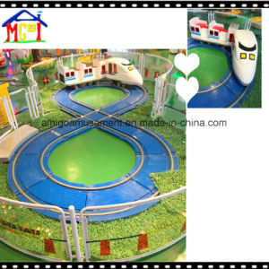 Electric Model Train for Kiddy Amusement Factory Direct Sale pictures & photos