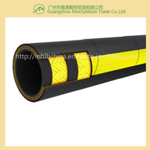 Wire Braided Hydraulic Hose (EN853-2SN-1/4) pictures & photos