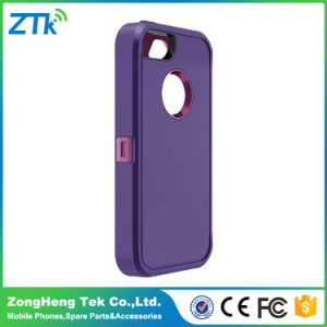 Purple Cell Phone Case for iPhone 5 4.0inch pictures & photos