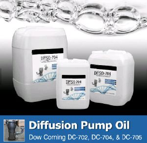 Silicone Diffusion Pump Oil Dfso705 (Replaces Dow Corning DC705) pictures & photos