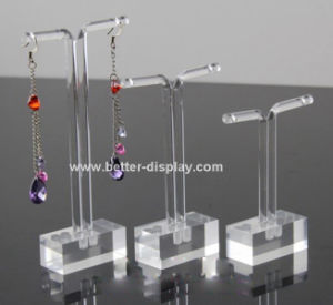 Manufacture Custom Acrylic Earring Holder pictures & photos