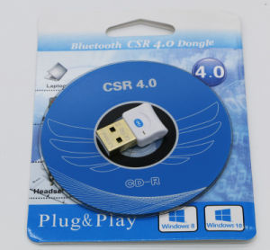 USB Bluetooth Adapter Bluetooth 4.0 USB Dongle pictures & photos