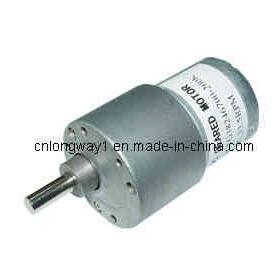 DC Geared Motor for Office Equipment pictures & photos