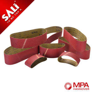 Abrasive Emery Cloth Belt for Polishing Metal pictures & photos