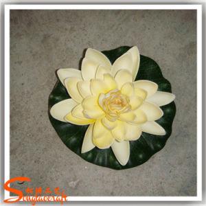 2016 Hot Sale Decoration Artificial Lotus Flowers pictures & photos