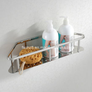 Quality Stainless Bathroom Accessory Basket Shampoo Holder (6616) pictures & photos