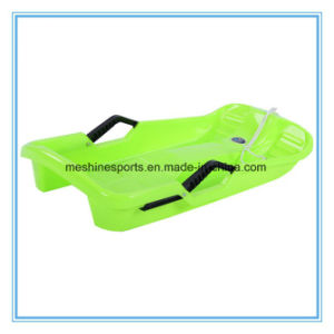 Plastic Children Kids Snowboards and Grass Skiing Board Sled pictures & photos
