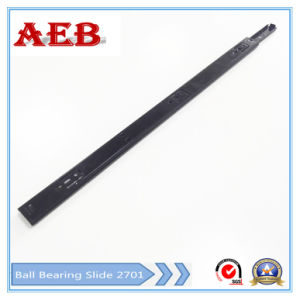 Aeb-27mm Single Extension Ball Bearing Drawer Slide pictures & photos