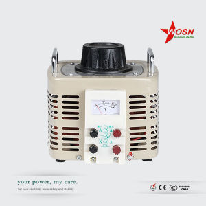 10kVA Variable Transformer Voltage Regulator pictures & photos