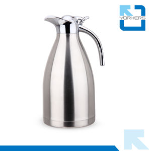 304 Stainless Steel Vacuum Tea Pot & Thermos pictures & photos