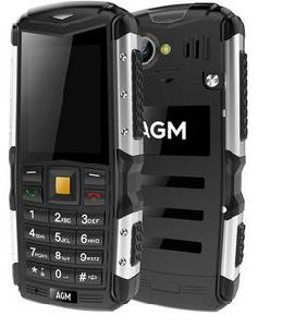 "AGM M1 Cellphone 2.0"" IP68 Waterproof Mobile Phone Dustproof Shockproof pictures & photos"