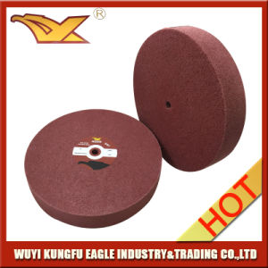 "8"" High Quality Non Woven Polishing Wheel (200X50, 5P) pictures & photos"