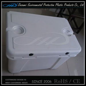 Popular Rotational Moulding Insulation Plastic Cooler Box pictures & photos