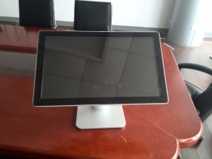 "Zero Bezel 21.5"" 10 Points Pcap Touch Monior pictures & photos"