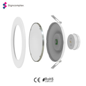 SMD 2835 8W High Efficient Ultra Slim LED Down Light pictures & photos