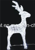 High Waterproof LED Goat Motif Lights for Professional Christmas Illumination pictures & photos