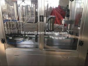 Explosion - Proof Alcohol Liquid Bottle Filling Capping Machine pictures & photos