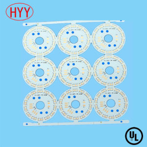 material Based Printed Circuit Board PCB with LED Light pictures & photos