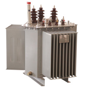 Oil-Immersed Power Transformer (S11 10/10.4) pictures & photos