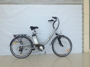 Lithium Battery Urban E-Bike CB-26n01 pictures & photos
