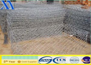 Hot Dipped Galvanized Gabions Box 2X2*0.5m pictures & photos