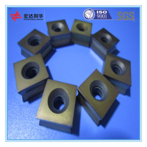 Tungsten Carbide CNC Inserts with Threading Turning Tools pictures & photos