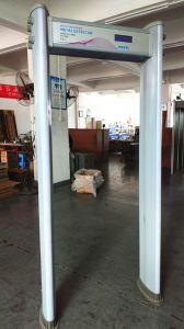 6 Zone Walkthrough Metal Detector Door pictures & photos
