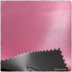Customized Environmental Protection Popular Patent/Mirror PU Leather for Shoes (S338100XLZ) pictures & photos