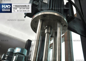 Top Quality High Shear Hydraulic Lifting Emulsifier Mixer for Liquip pictures & photos