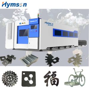 Metal Sheets Laser Cutting Machine Cabinet CNC Fiber Laser Cutter pictures & photos