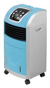 Designed by Japan Assebled in China Summer Cooling Fan Air Cooler with Remote Lfs-701A pictures & photos