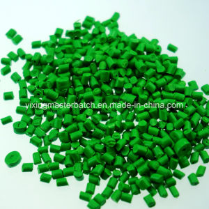 Grey Pearl Color Masterbatch for Stretch Film PE Raw Material Plastic Masterbatch pictures & photos