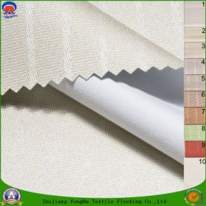 Home Textile Waterproof Fr Blackout Woven Polyester Jacquard Curtain Fabric for Window pictures & photos