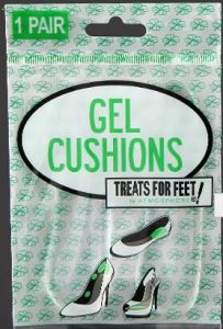 High Quality New Style Silicone Gel Heel Cushions Back of Heel Cushions pictures & photos