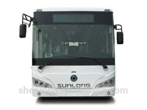 21-40 Seats 7.7m City Bus Sunlong Brand Rear Engine (SLK6779) pictures & photos
