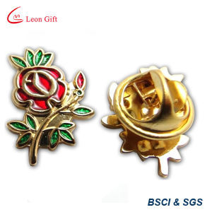 Factory Customized Security Gold Badge Lapel Pins pictures & photos