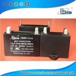 Cbb61 Motor Run Capacitor, 1-25UF pictures & photos